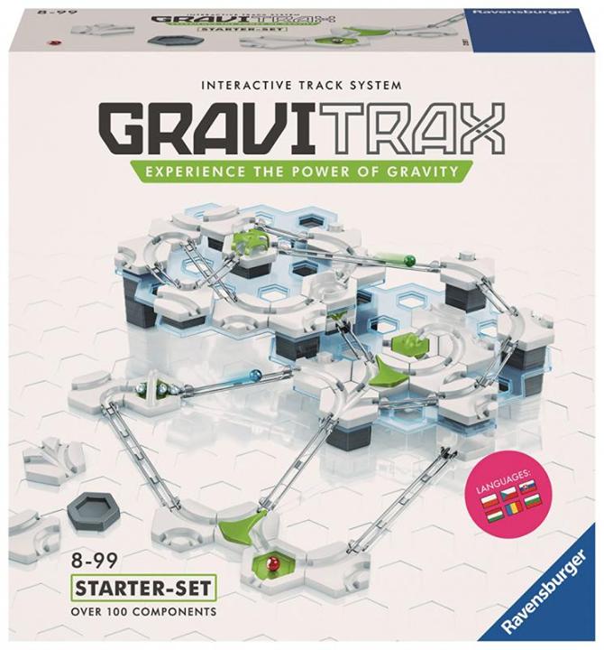 GRAVITRAX experience the power of gravity So systémom g…